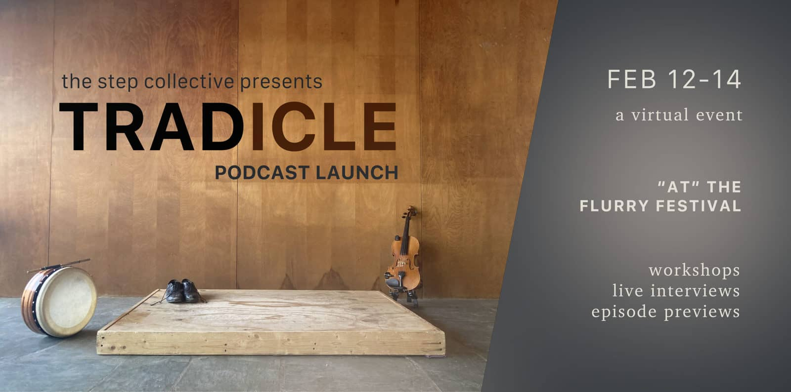 Tradicle Launch Event